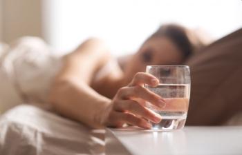 Полезная вода с утра