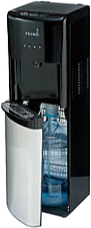 кулер с нижней заправкой для воды в офис или домой