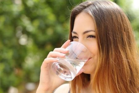 Полезная питьевая вода