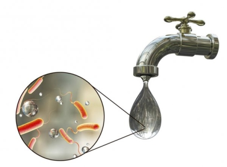 Опасные вещества, загрязняющие питьевую воду