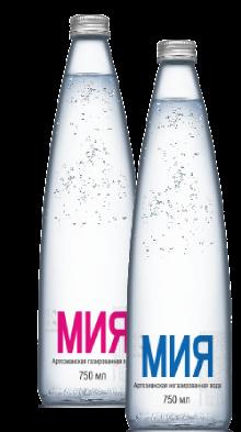 Королевская вода в стекле 0,75 л