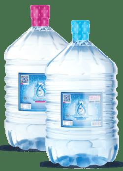 Королевская вода питьевая 19 л в ПЭТ