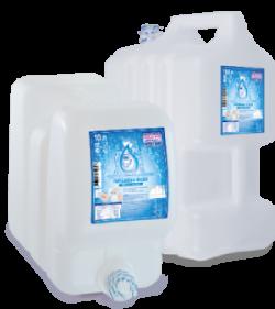 Королевская вода в канистрах 10 литров с краником
